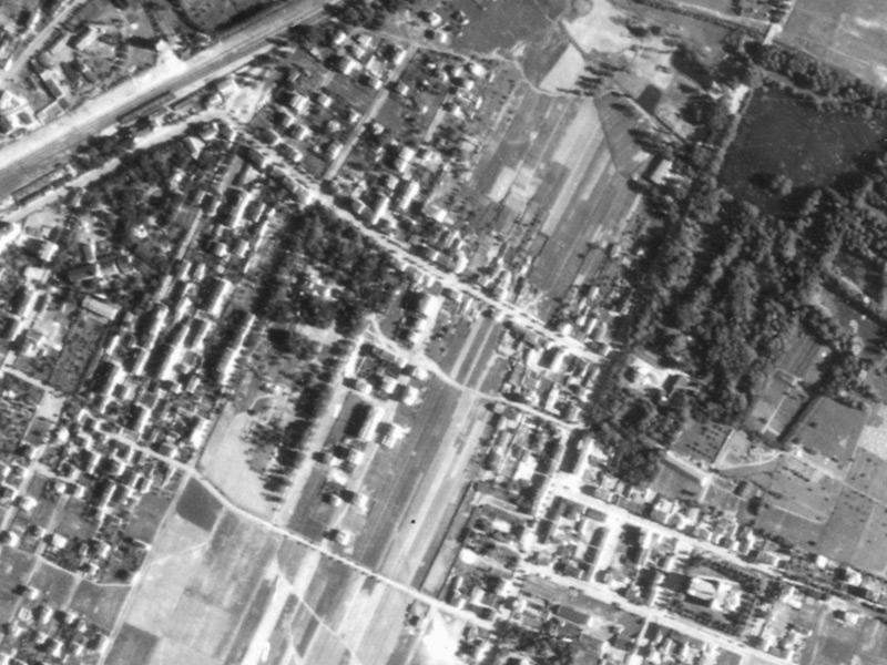Zdjęcie lotnicze
