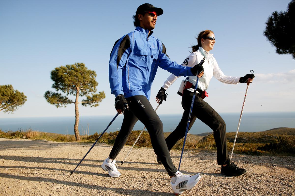 Nordic Walking Fakty I Mity Pruszk W M Wi