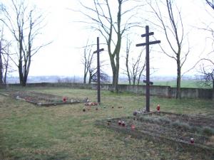 Cmentarz wojskowy z 1914 r. w Pęcicach