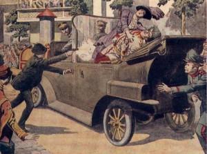 Zamach na Arcyksięcia w Sarajewie