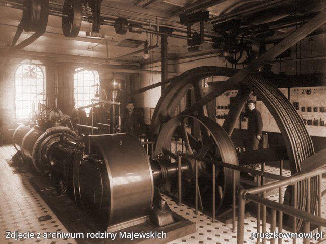Silnik parowy